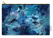 Dolphin Enchantment Carry-all Pouch