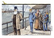 Dom Pedro II (1825-1891) Carry-all Pouch