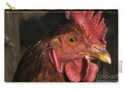 Domestic Chicken Carry-all Pouch