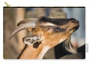 Domestic Goat Carry-all Pouch