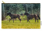 Domestic Horses Carry-all Pouch