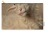 Domestic Sheep Carry-all Pouch