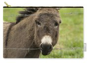 Donkey - The Beast Of Burden Carry-all Pouch