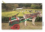 Donkey And Tea Gardens Carry-all Pouch