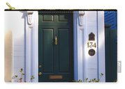 Door Nr 134 In Charleston Sc Carry-all Pouch
