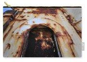 Door Of Rust Carry-all Pouch