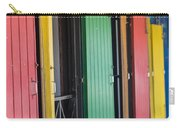 Doors Of Colors Carry-all Pouch