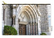 Doorway Sacred Heart Cathedral Carry-all Pouch