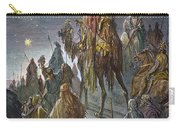 Dor�: Journey Of The Magi Carry-all Pouch