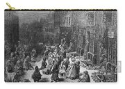 Dor�: London, 1872 Carry-all Pouch