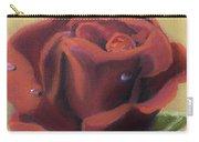 Doris's Rose Carry-all Pouch