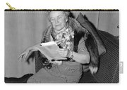 Dorothy Canfield Fisher Carry-all Pouch