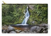 Dorothy Falls Near Lake Kaniere Carry-all Pouch