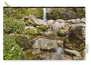 Dorothy Falls Near Lake Kaniere New Carry-all Pouch