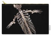 Dorudon Skeleton Carry-all Pouch