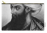 Dost Mohammad Khan Carry-all Pouch