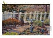Dotti's Garden Winter Carry-all Pouch