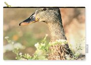 Double Duck Carry-all Pouch