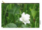 Double Jasmine In Bloom Carry-all Pouch