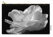 Double Late Angelique Tulip Carry-all Pouch