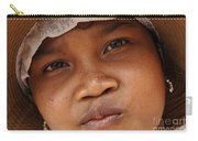 Cambodian Girl Carry-all Pouch