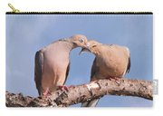 Dove Devotion Carry-all Pouch