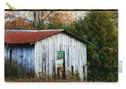 Down On The Farm - Old Shed Carry-all Pouch