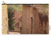 Down The Lane In Beynac France Carry-all Pouch