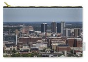 Downtown Birmingham Alabama Carry-all Pouch