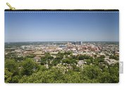 Downtown Birmingham Alabama On A Clear Day Carry-all Pouch