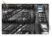 Downtown Blue Sky Dreams Carry-all Pouch
