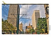 Downtown Buffalo Metro Rail   University  Carry-all Pouch