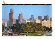 Downtown Philadelphia Skyline Carry-all Pouch