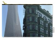 Downtown San Francisco 2 Carry-all Pouch