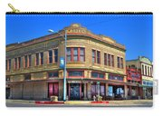 Downtown Shiner Texas Carry-all Pouch