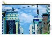 Downtown Union Ave Memphis Tn Carry-all Pouch