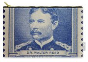 Dr Walter Reed Postage Stamp Carry-all Pouch