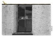 Drab In Black And White Carry-all Pouch