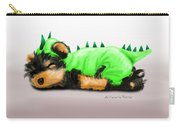 Dragon Baby Yorkie Carry-all Pouch