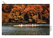 Dragon Boat On The Schuylkill Carry-all Pouch