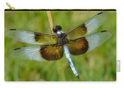 Dragon Fly Grass Carry-all Pouch