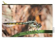 Dragonfly Closeup Carry-all Pouch