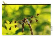 Dragonfly In Green Carry-all Pouch