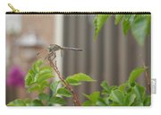 Dragonfly In Nature Carry-all Pouch