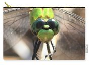 Dragonfly Perspective Carry-all Pouch by Carol Groenen