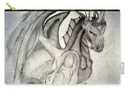 Dragonheart - Bw Carry-all Pouch