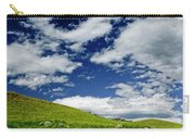 Dramatic Big Sky Carry-all Pouch