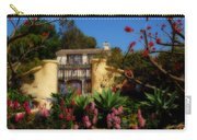 Dream Cottage In Malibu Carry-all Pouch