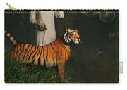 Dreams Of Tigers And Bubbles Carry-all Pouch