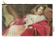 Dreams Carry-all Pouch by Stefani Melton Fisher
